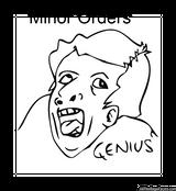 Imprimer le coloriage : Genius, numéro 139558