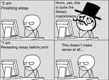 Imprimer le coloriage : I'm Watching You Meme, numéro 677564