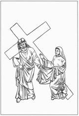Imprimer le coloriage : Sweet Jesus Face, numéro 215341