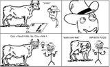 Imprimer le coloriage : Troll face lol, numéro 29173