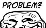 Imprimer le coloriage : Troll face lol, numéro 29181