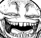 Imprimer le coloriage : Troll face me gusta, numéro 52b328d6