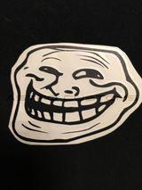 Imprimer le dessin en couleurs : Troll face, numéro d1b550ac