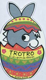 Imprimer le dessin en couleurs : Trotro, numéro 21825