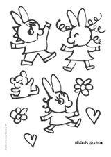 Imprimer le coloriage : Trotro, numéro 3027