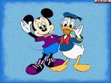 Imprimer le dessin en couleurs : Walt Disney, numéro 20228