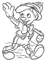 Imprimer le coloriage : Walt Disney, numéro 260195