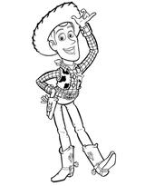 Imprimer le coloriage : Walt Disney numéro 4932