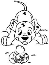Imprimer le coloriage : Dumbo, numéro 15255