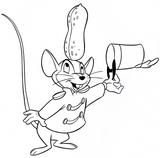 Imprimer le coloriage : Dumbo, numéro 8be4cf56