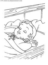 Imprimer le coloriage : La Belle au bois dormant, numéro 147656