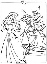 Imprimer le coloriage : La Belle au bois dormant, numéro 22195