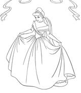Imprimer le coloriage : La Belle au bois dormant, numéro 28547