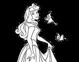 Imprimer le coloriage : La Belle au bois dormant, numéro 760340