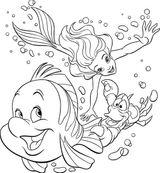 Imprimer le coloriage : La Belle et la Bête, numéro 2263