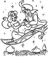 Imprimer le coloriage : La Belle et la Bête, numéro 2278