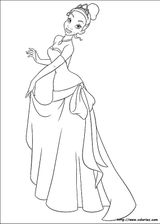 Imprimer le coloriage : La Belle et la Bête, numéro 6412