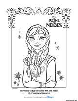 Imprimer le coloriage : La Reine des neiges, numéro 1f0979c3