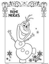 Imprimer le coloriage : La Reine des neiges, numéro 3120b022