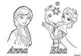 Imprimer le coloriage : La Reine des neiges, numéro 571e8bc1