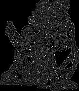 Imprimer le coloriage : La Reine des neiges, numéro 603263