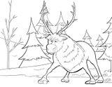 Imprimer le coloriage : La Reine des neiges, numéro 677768