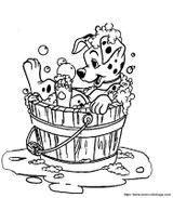 Imprimer le coloriage : Les 101 Dalmatiens, numéro 15388