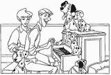 Imprimer le coloriage : Les 101 Dalmatiens, numéro 15400