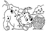 Imprimer le coloriage : Les 101 Dalmatiens, numéro 2324