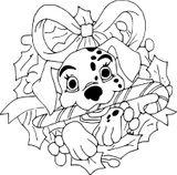 Imprimer le coloriage : Les 101 Dalmatiens, numéro 65f8591d