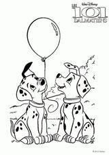 Imprimer le coloriage : Les 101 Dalmatiens, numéro b0df5324