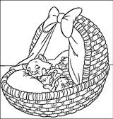 Imprimer le coloriage : Les Aristochats, numéro 5105