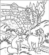 Imprimer le coloriage : Les Aristochats, numéro 672917