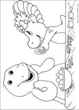 Imprimer le coloriage : Pat Hibulaire, numéro 370304