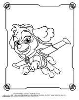 Imprimer le coloriage : Pat Hibulaire, numéro c426c6f6
