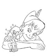 Imprimer le coloriage : Peter Pan, numéro 15427