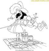 Imprimer le coloriage : Peter Pan, numéro 15433