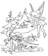 Imprimer le coloriage : Peter Pan, numéro 17682