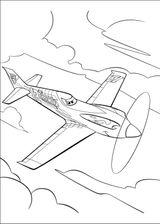Imprimer le coloriage : Planes numéro 609250