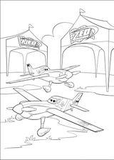 Imprimer le coloriage : Planes numéro 630242