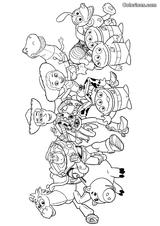 Imprimer le coloriage : Toy Story numéro 459966