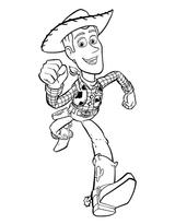 Imprimer le coloriage : Toy Story numéro 459989