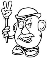 Imprimer le coloriage : Toy Story numéro 625956