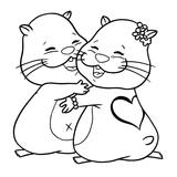 Imprimer le coloriage : Zhu Zhu Pets, numéro 339642
