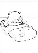 Imprimer le coloriage : Zhu Zhu Pets, numéro 358482
