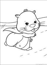 Imprimer le coloriage : Zhu Zhu Pets, numéro 469765