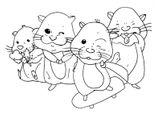 Imprimer le coloriage : Zhu Zhu Pets, numéro 78392be5