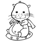 Imprimer le coloriage : Zhu Zhu Pets, numéro 8953442