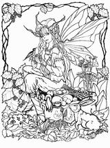 Imprimer le coloriage : Personnages féeriques, numéro 53027
