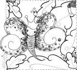 Imprimer le coloriage : Personnages féeriques, numéro 86b3945a